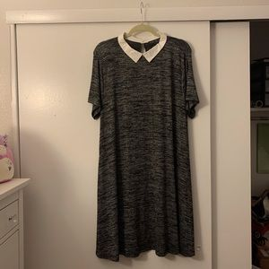 Forever 21 Collared Sweater Dress